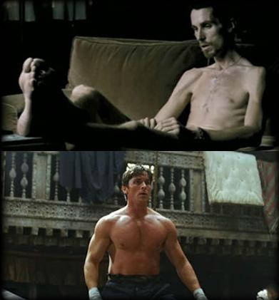 Christian Bale - El Maquinista-Batman Begins