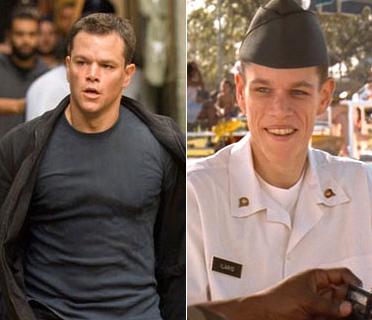 Matt Damon - En honor a la verdad