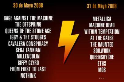 Electric Festival Getafe