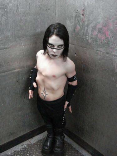 Mini Marilyn Manson 1